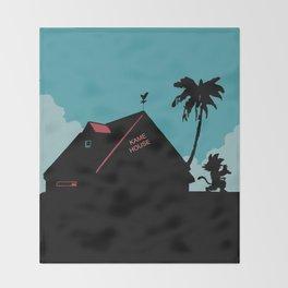 Kame House Throw Blanket
