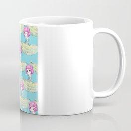 Fashion - Japanese, Karl Lagerfeld and Chanel Coffee Mug
