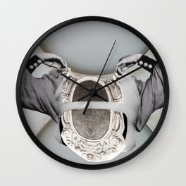 no matter how many times you put that on it's not going to work. Wall Clock