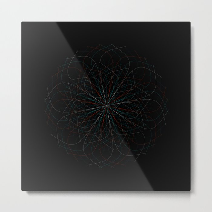 Beyond Discovery One Metal Print
