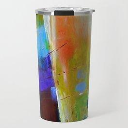 Abstract Composition 44 Travel Mug