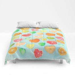 Juicy Hearts Comforters