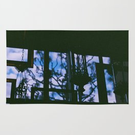 Silhouettes. Rug