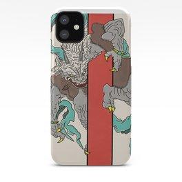 An Oni in Rashomon iPhone Case