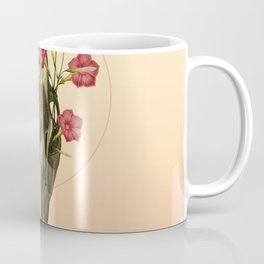 Switch of Celebration - Skull and Flowers Coffee Mug