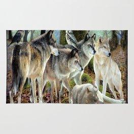 Los Lobos Rug