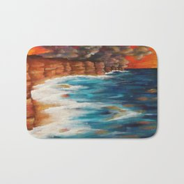 Moroccan Sea Spray Bath Mat