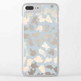 SAFARI Clear iPhone Case