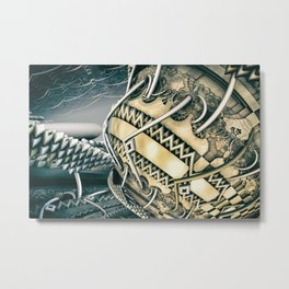 Nefracity Metal Print