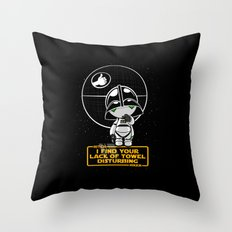 A POWERFUL ALLY Throw Pillow