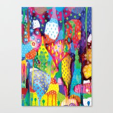 The Art Forest Canvas Print
