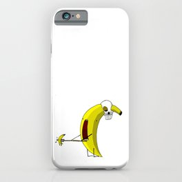Bananabarian iPhone Case