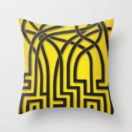 TwistedLab Throw Pillow