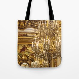 A Night At The Opera Tote Bag