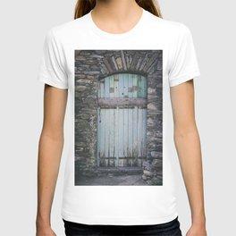 Old Blue Door II T-shirt