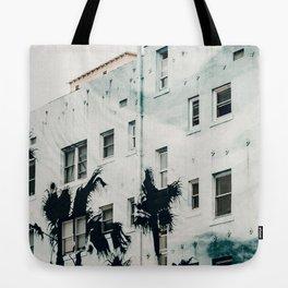 palm mural venice i Tote Bag