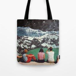 GLACIAL Tote Bag