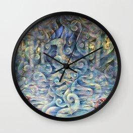 Magic Pool Wall Clock