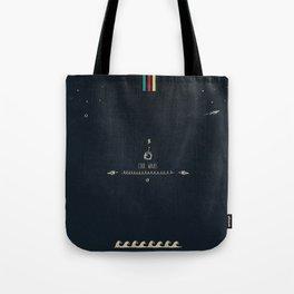 11. Cool waves Tote Bag