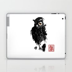 Hibou / Owl Laptop & iPad Skin
