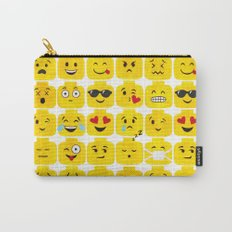 Emoji-Minifigure Carry-All Pouch