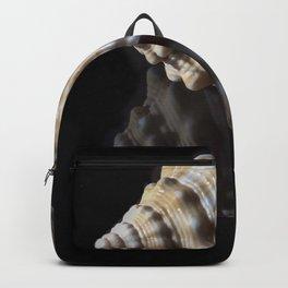 Spiral Sea Shell Backpack