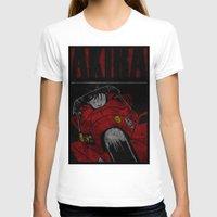 akira T-shirts featuring AKIRA by Zorio