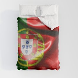 Portugal Flag Comforters