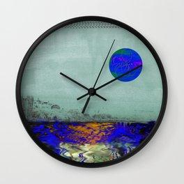 Jet Lag Wall Clock