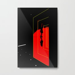 The Stand Metal Print