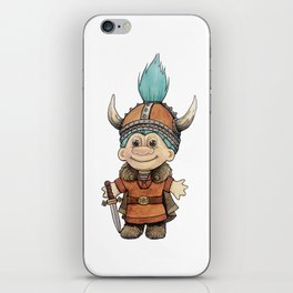 Vikingtroll iPhone Skin