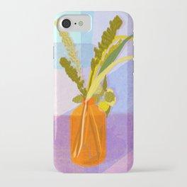 Plants in Vase iPhone Case