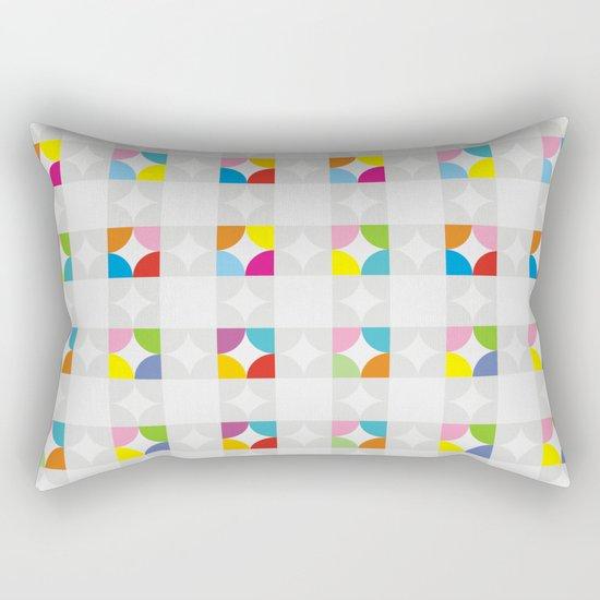 Pattern GMTRC-P1 Rectangular Pillow