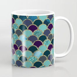 Emerald Sea Coffee Mug