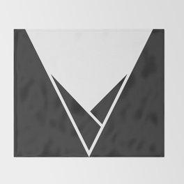 Mountainous Throw Blanket