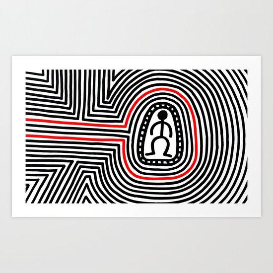 untitled 037 Art Print