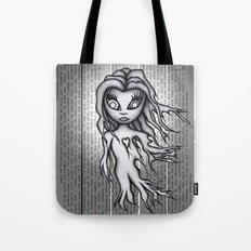 Ghost Zero Tote Bag