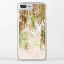 Fine Art Berries Clear iPhone Case