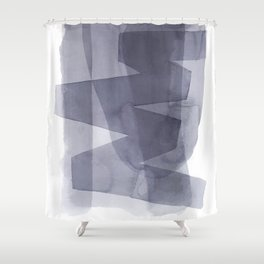 ZIG ZAG Shower Curtain