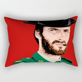 Paella Western Rectangular Pillow