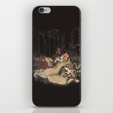 The Chimera Fight iPhone & iPod Skin