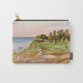 Whistling Straits Golf Course Carry-All Pouch