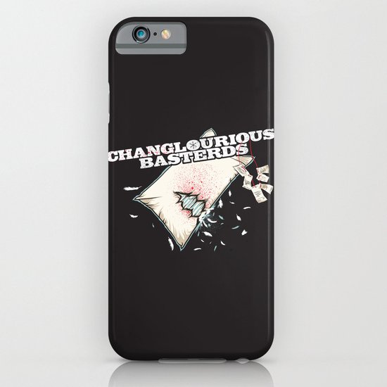 Changlourious Basterds iPhone & iPod Case