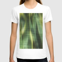 Green Palm Leaves Impression III T-shirt