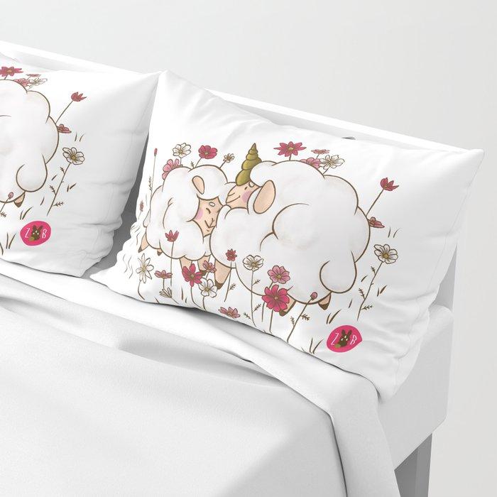 Zoo Bizarre l Summer 2018 Pillow Sham
