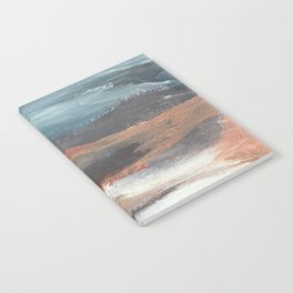Serenity [2]: an acrylic piece in both warm and cool colors by Alyssa Hamilton Art Notebook