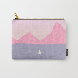The Last Rose Of Summer Carry-All Pouch