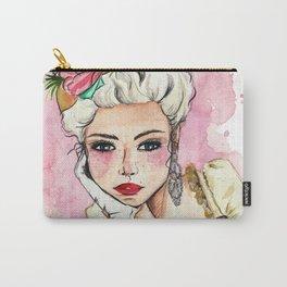 Print Maria Antonieta Carry-All Pouch