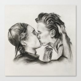Don't you let me go Canvas Print