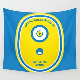 The Minion Seal of Approval Wall Tapestry
